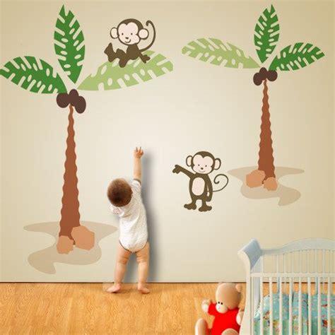 monkey themed nursery decor the world s catalog of ideas