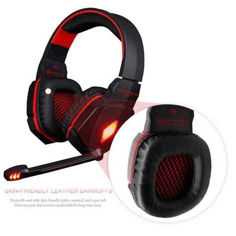 Headset Each G4000 kotion each g4000 stereo noise cancelling gaming headset