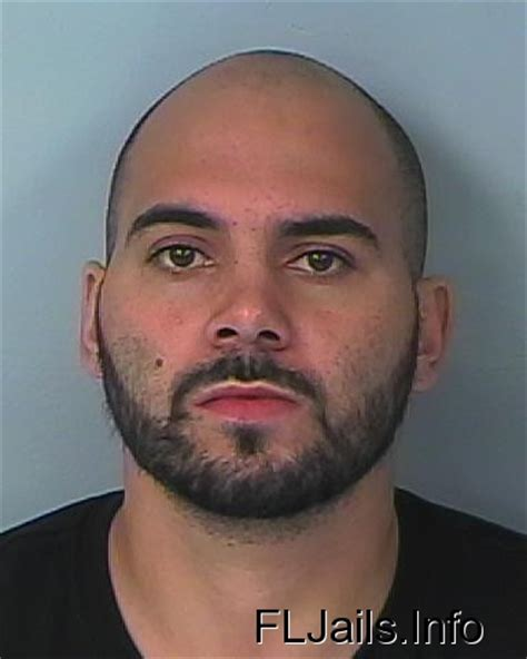 Hernando County Arrest Records Carlos Fonseca Arrest Mugshot Hernando County Florida 11 16 2010