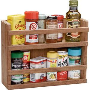 Spice Rack Plano Tx by Whitecap Teak Two Tier Spice Rack 62440