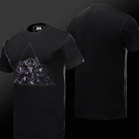 T Shirt Seiya seiya hades black mens tshirts wishining