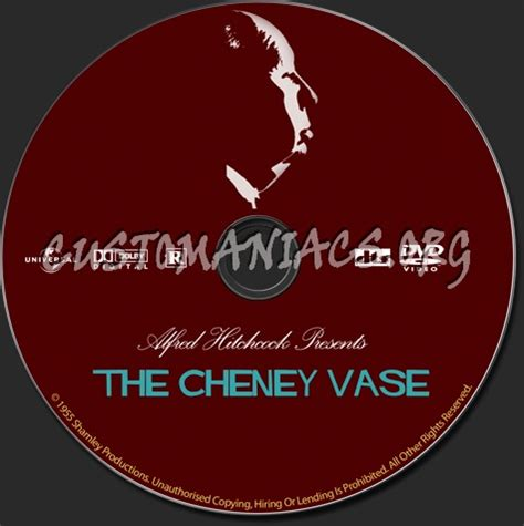 The Cheney Vase by Forum Tv Show Custom Labels Page 236 Dvd Covers Labels By Customaniacs