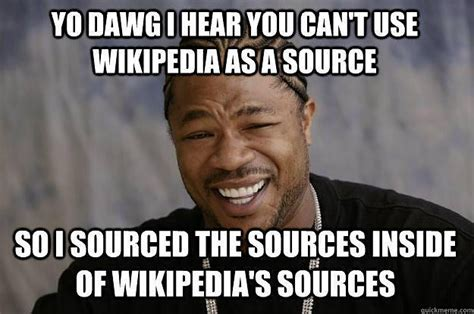 Wikipedia Donation Meme - 40 far fetched excuses to use when you forget your homework