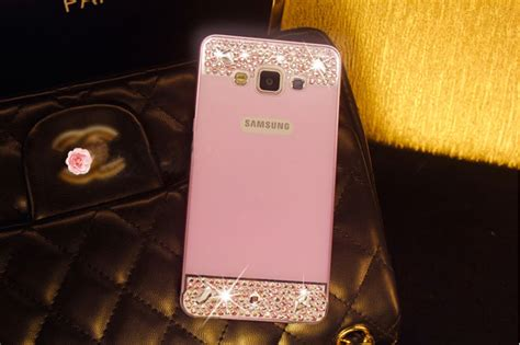 perfect pink samsung note     bright diamond cases