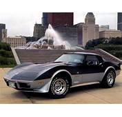 1978 Chevrolet Corvette 25th Anniversary C3