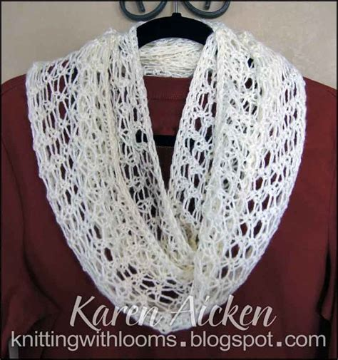 how to loom knit a scarf 2223 best loom knit inspiration images on