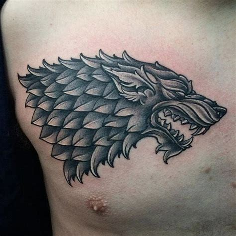 house of tattoo 17 best ideas about house stark sigil on pinterest stark sigil house stark and
