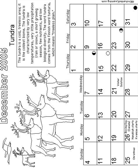 December 2005 Calendar December 2005 Calendar