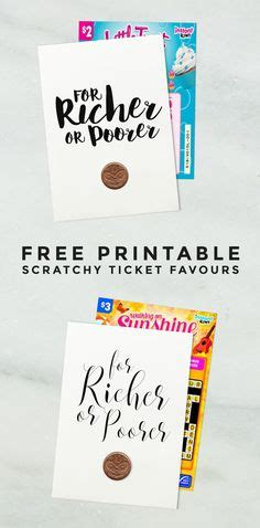 free printable lottery tickets 25 custom lottery ticket favors lottery ticket holders