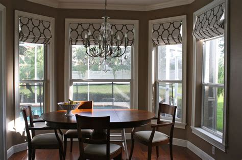 Dining Room Window Ideas Inspiration West Coast Shutters And Shades Outlet Inc