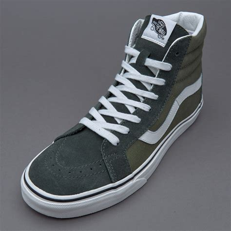 Sepatu Vans Sk8 Hi Original sepatu sneakers vans sk8 hi reissue 2 tone duffel bag