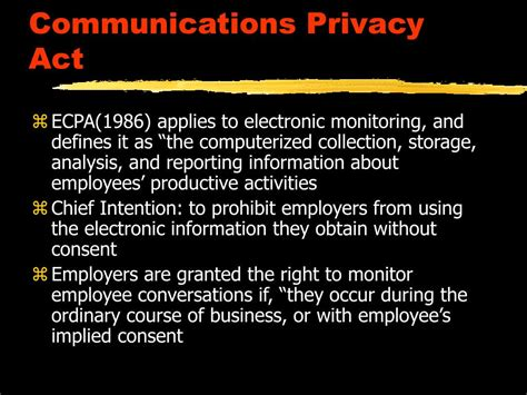 privacy group  information technology