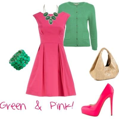 Putting It Together Green Pink by Infinite Images By Quot Redhotiam Quot Great Bold Colors And