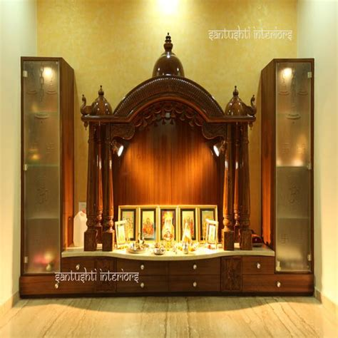 home temple design interior mandir our puja room project