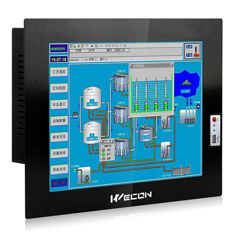 rugged plc low cost industrial pc panel pc panel computer jofas cheap hmi plc controller and rugged