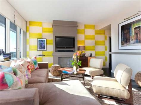 Bright Colors For Living Room Walls by Painting Ideas Modern Wallpaper And Colorful Home Fabrics