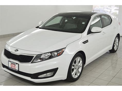 Pre Owned Kia Pre Owned 2013 Kia Optima Ex 4dr Car In Lp3206