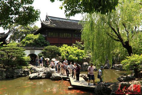 yuyuan garden yu garden in shanghai china org cn