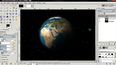 gimp tutorials youtube basics planet earth gimp tutorial youtube