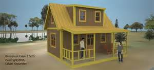Cost To Build A Multi Family Home penobscot cabin plans simple solar homesteading