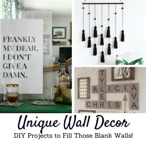 unique diy home decor unique diy wall decor projects inside the fox den