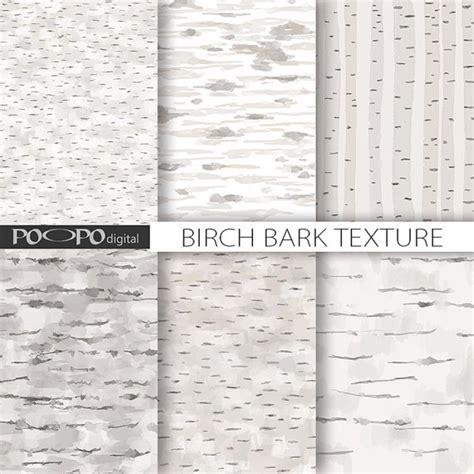 How To Make Birch Bark Paper - birch bark digital paper wood background white wooden texture