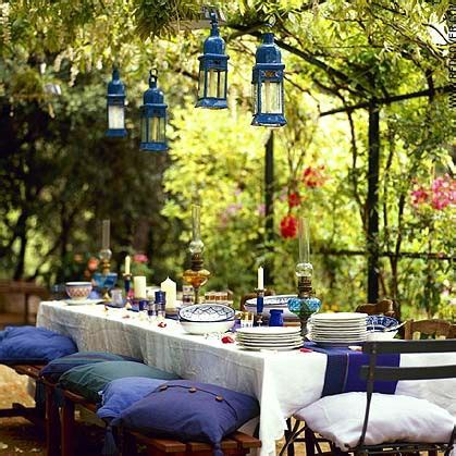 outside party inspire bohemia outdoor dining parties part ii