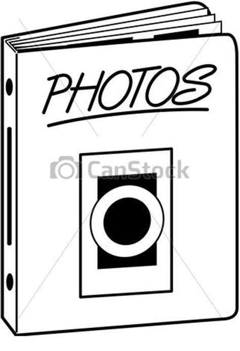 clipart photo photo album