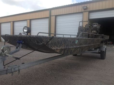 mud boats for sale on louisiana sportsman 2010 south fork mud hull duck boat for sale in southeast
