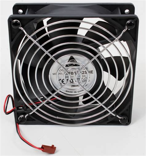 dc brushless fan 12v delta afb1212she dc 12v 1 60a brushless cooling fan