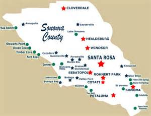 where is sonoma california on the map sonoma county deputy sheriff s association home