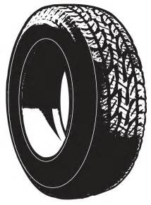 Car Tires Vector Free Back Car Tire Clipart Cliparthut Free Clipart