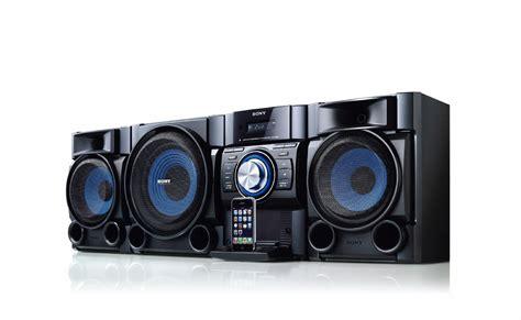 sony mini hi fi cd shelf system shop your way