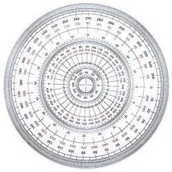 Circular Protractor Template by 16 Useful Printable Protractors Baby
