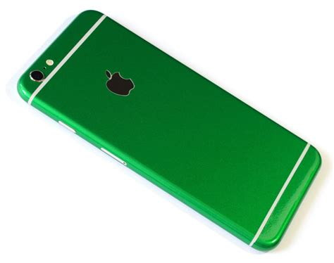 3m Skin Garskin Protector Pixel Xl 5 5 Matte Color iphone 6 3m glossy viper green skin wrap decal easyskinz