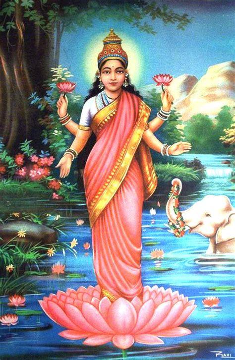 Laxmi Lotus Yaalinihrt3m Vishnu And Lakshmi