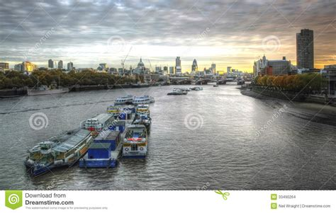 river thames journey times london sunrise view of city editorial stock image image