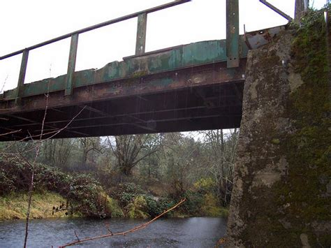 evans creek bridge precision structural engineering