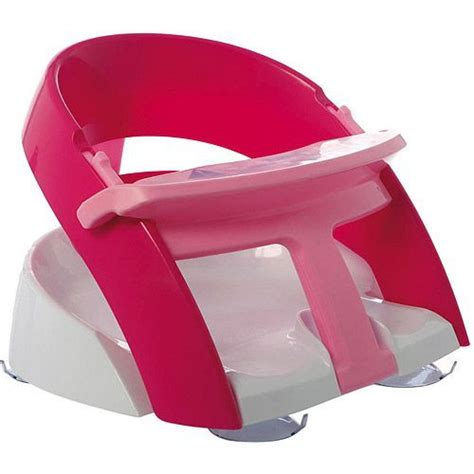 bathtub seat for toddler 25 dream baby deluxe bath seat pink just ordered this
