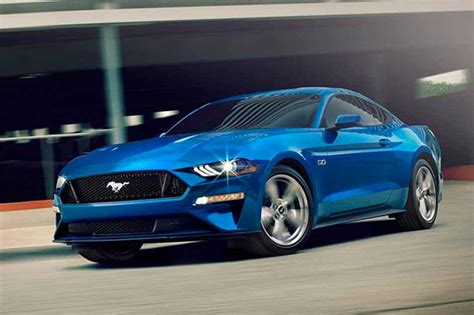 2019 Ford 6 7 Specs by New 2019 Ford Mustang Currie Ford