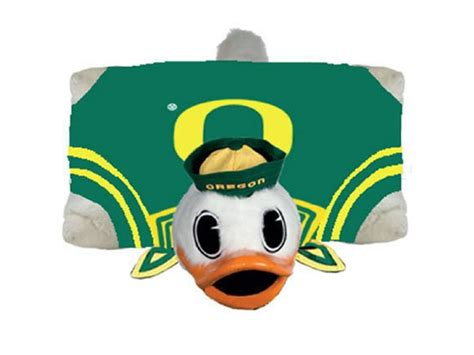 Pillow Pet Duck by Oregon Ducks Pillow Pet Products I Oregon Ducks Home And Oregon