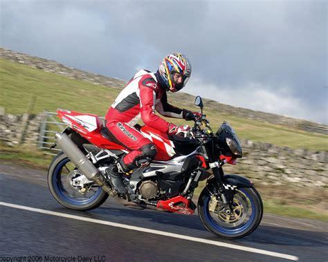 2006 Aprilia Tuono 1000 R ? New Italian Thunder