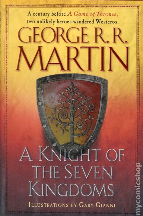 000823809x a knight of the seven a knight of the seven kingdoms hc 2015 bantam books novel