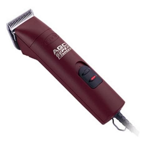 grooming clippers andis agc two speed clipper with no 10 blade from easy animal