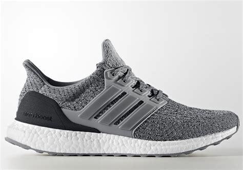 Ultra Boost Grey adidas ultra boost 3 0 s82023 sneakernews