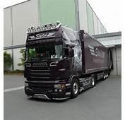 Lkw Foto  Scania R TL Von Stelzl Transporte Deutschland