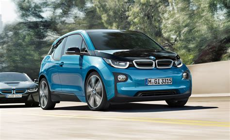 2017 bmw i3 vs i3 with range extender review gearopen