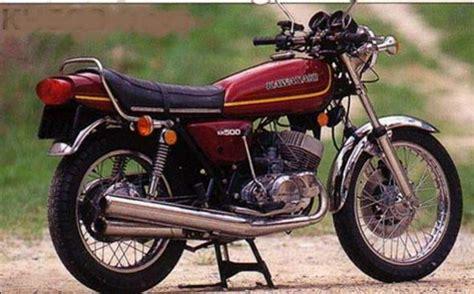 5 jenis motor kawasaki klasik paling dicari di indonesia