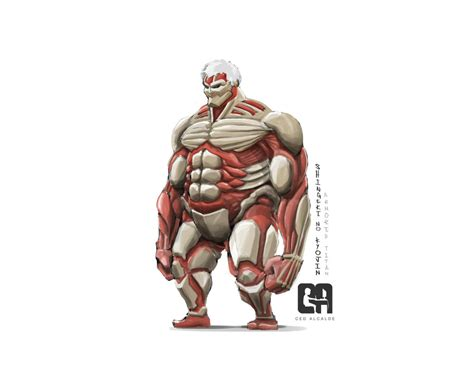 armored titan by cedalcalde on deviantart