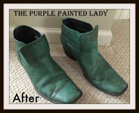 chalk paint leather paint your leather boots with chalk paint 174 by